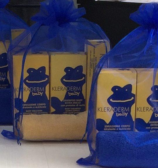 Kleraderm Baby Gift Set
