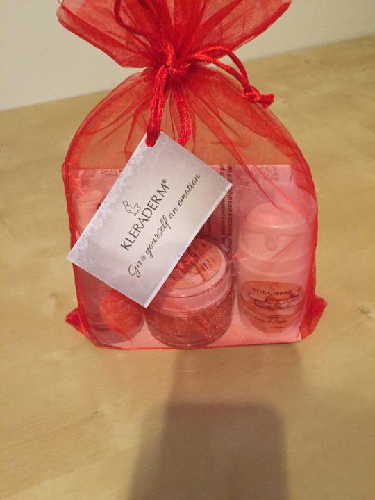 Kleraderm Body Glow Amber Gift