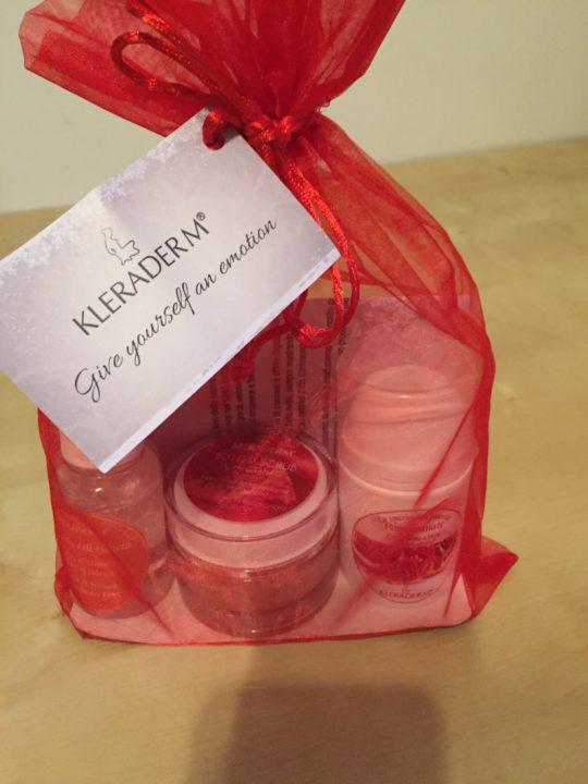 Kleraderm Pomegranate Gift