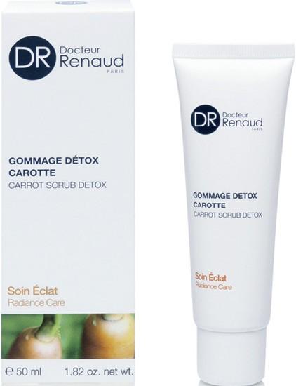 Dr Renaud Carrot Detoxifying scrub